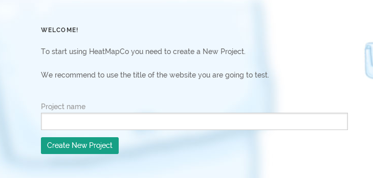 How can I add a new project?