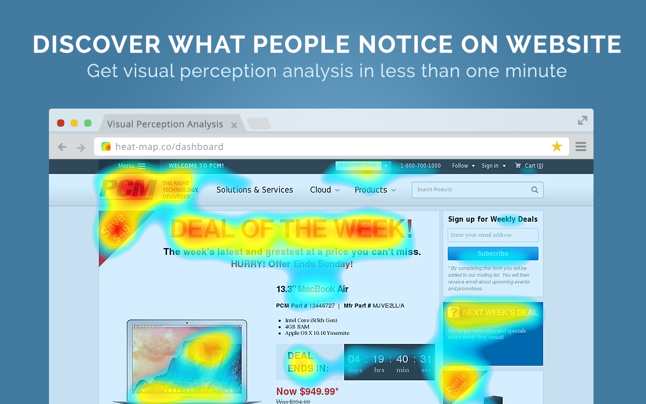 These Eye Tracking Heatmaps Reveal Why Instagrams New